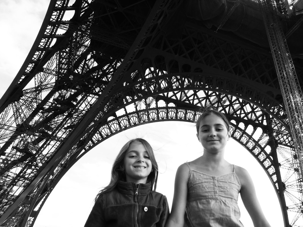 my sweet french girls
