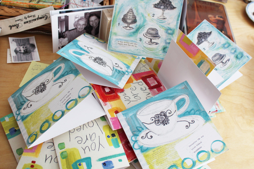 pile of cards perfect for the mothers in your life