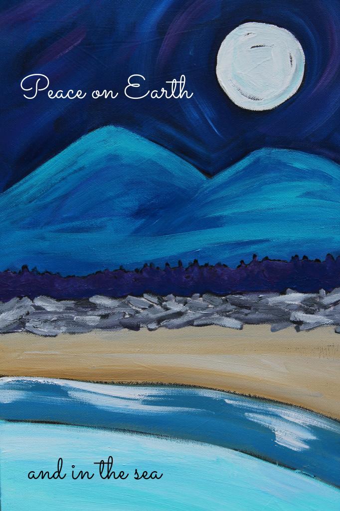 peace on earth script