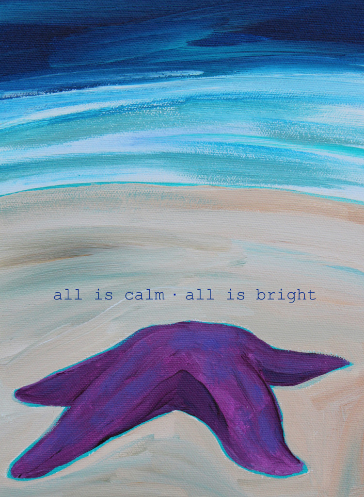 calm and bright draft card